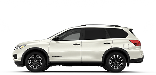 2019 Pathfinder SV Rock Creek Edition