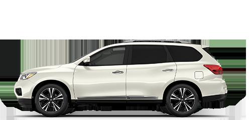 2019 Nissan Pathfinder Platinum AWD