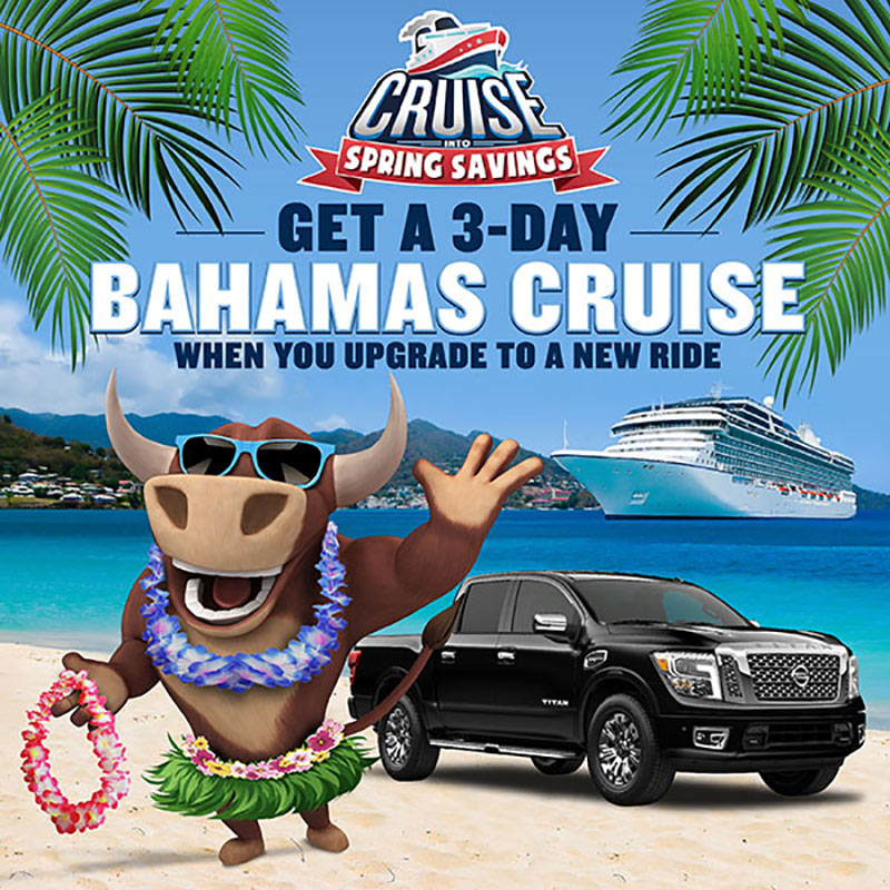 Cruise Into Spring Savings | Waxahachie Nissan