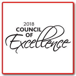 DCH Montclair Acura 2018 Council of Excellence Winner