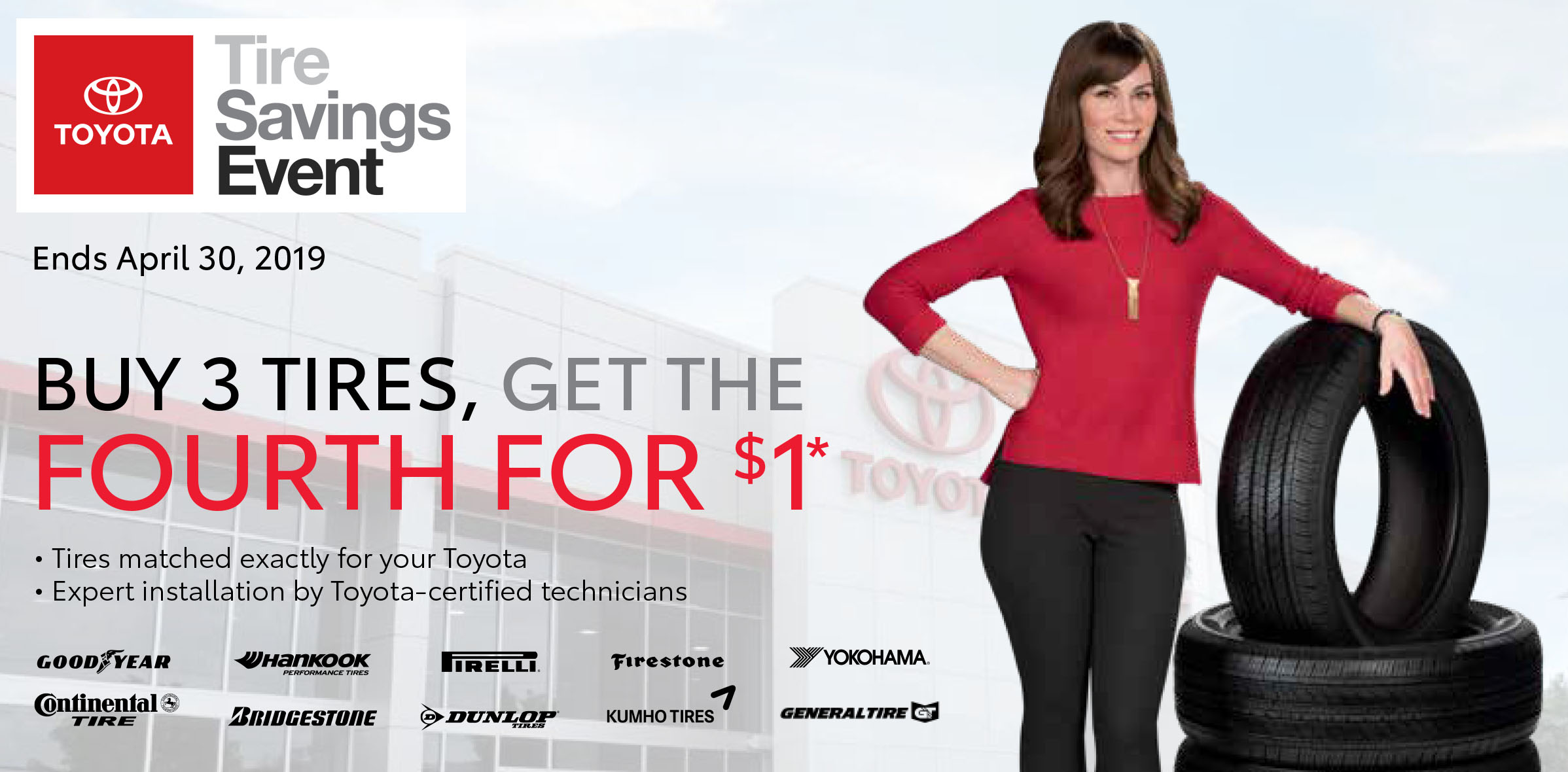 Toyota Tire Deals >> Toyota Tire Services In Cleveland Oh Motorcars Toyota