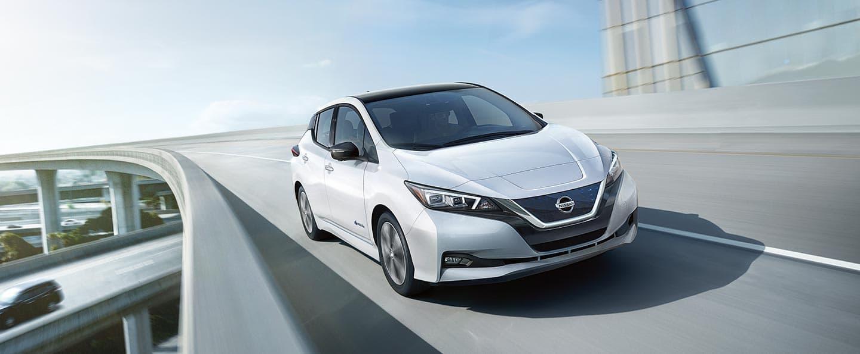 2019 Nissan Leaf Electric Cars For Sale Hubler Nissan