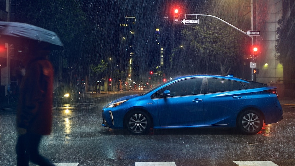 new 2019 Toyota Prius maintenance warranty vs the competition