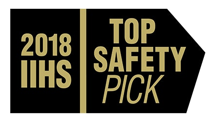new 2019 Toyota Prius top safety pick award - insurance institute highway safety