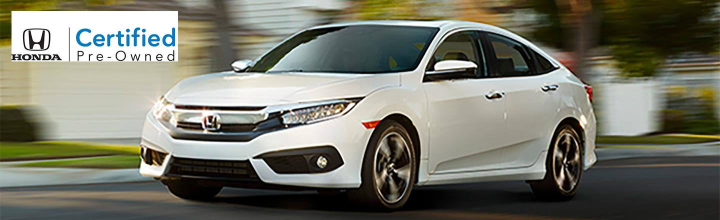 Learn About The Many Benefits Of Honda Certified Pre-Owned Vehicles