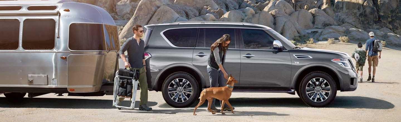 2019 Nissan Armada Full-Size SUV for Sale in Spokane, WA