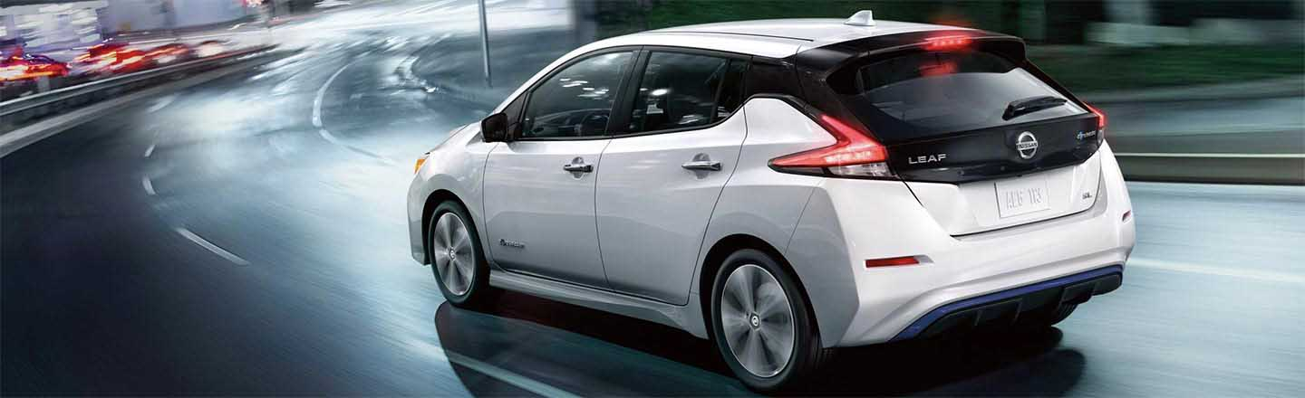 2019 Nissan LEAF Electric Car for Sale in Spokane, WA
