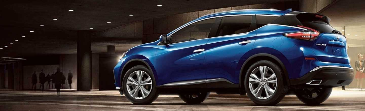 2019 Nissan Murano Crossover SUV for Sale in Spokane, WA