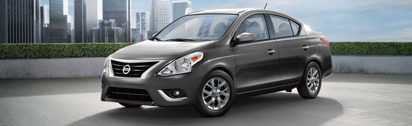 2019 Nissan Versa Sedan for Sale in Spokane, WA