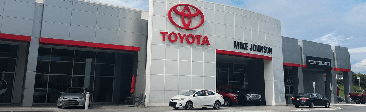 Toyota Dealer Serving Newton, NC