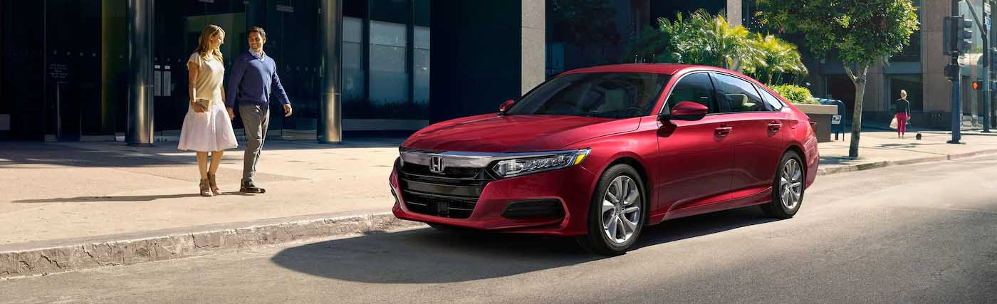 Explore The Features On The New 2019 Honda Accord In Danville, VA