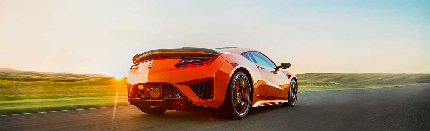 Discover The 2019 Acura NSX At Our Emmaus, PA Auto Dealer Near Reading