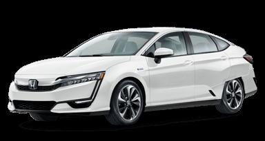 2019 Honda Clarity Plug In Hybrid, white