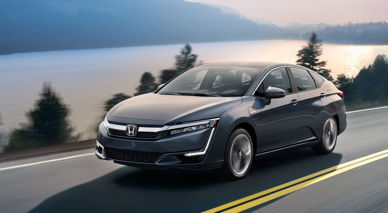 2019 Honda Clarity Plug-In Hybrid, features