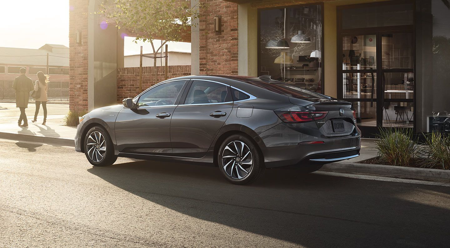 2019 Honda Insight Hybrids in Westerville, features