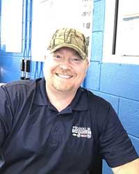 PAUL  COWART  Bio Image