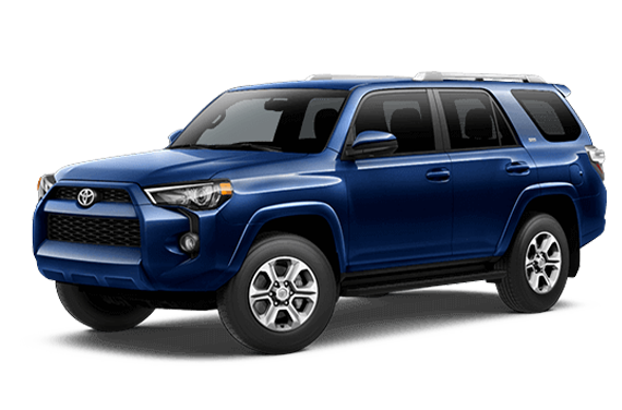 Middletown Toyota 2019 4Runner