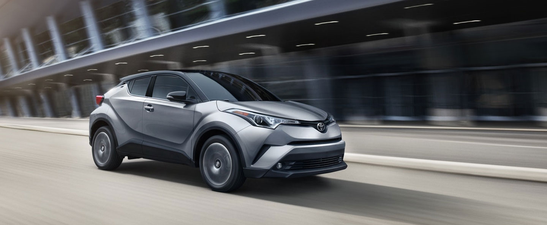 Middletown Toyota 2019 C-HR
