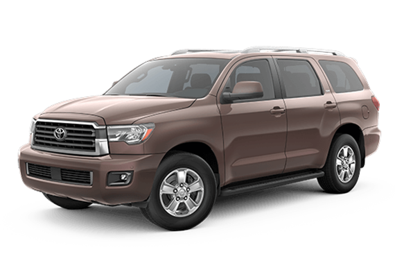 Middletown Toyota 2019 Sequoia