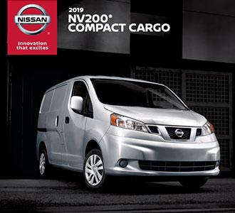 2019 NV200 Compact Cargo