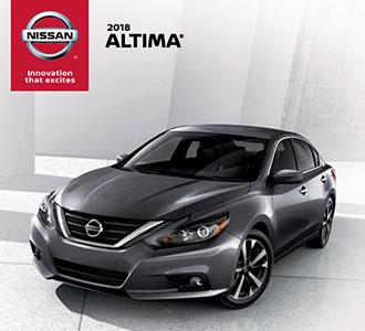 2018 Altima
