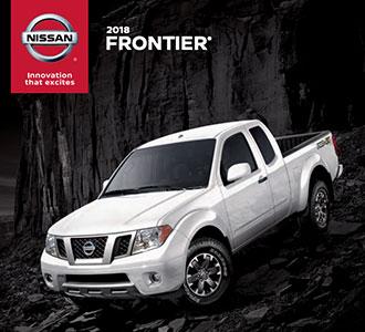 2018 Frontier