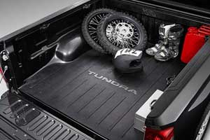 Toyota Tundra Cargo Features