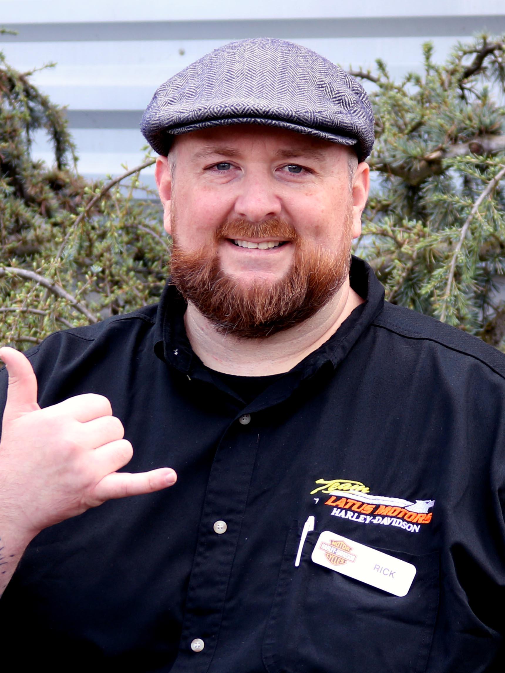 Rick Woods Bio Image