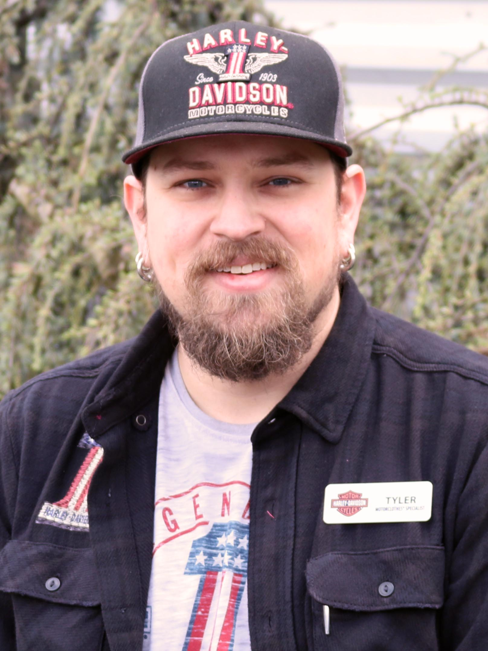 Tyler Brotherton Bio Image