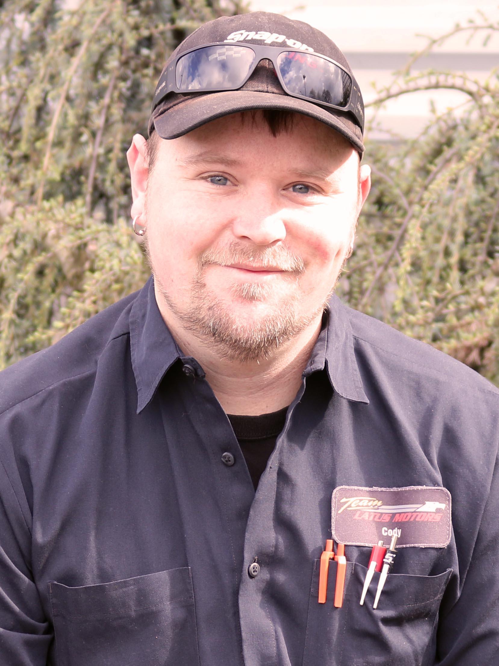 Cody Daugherty Bio Image