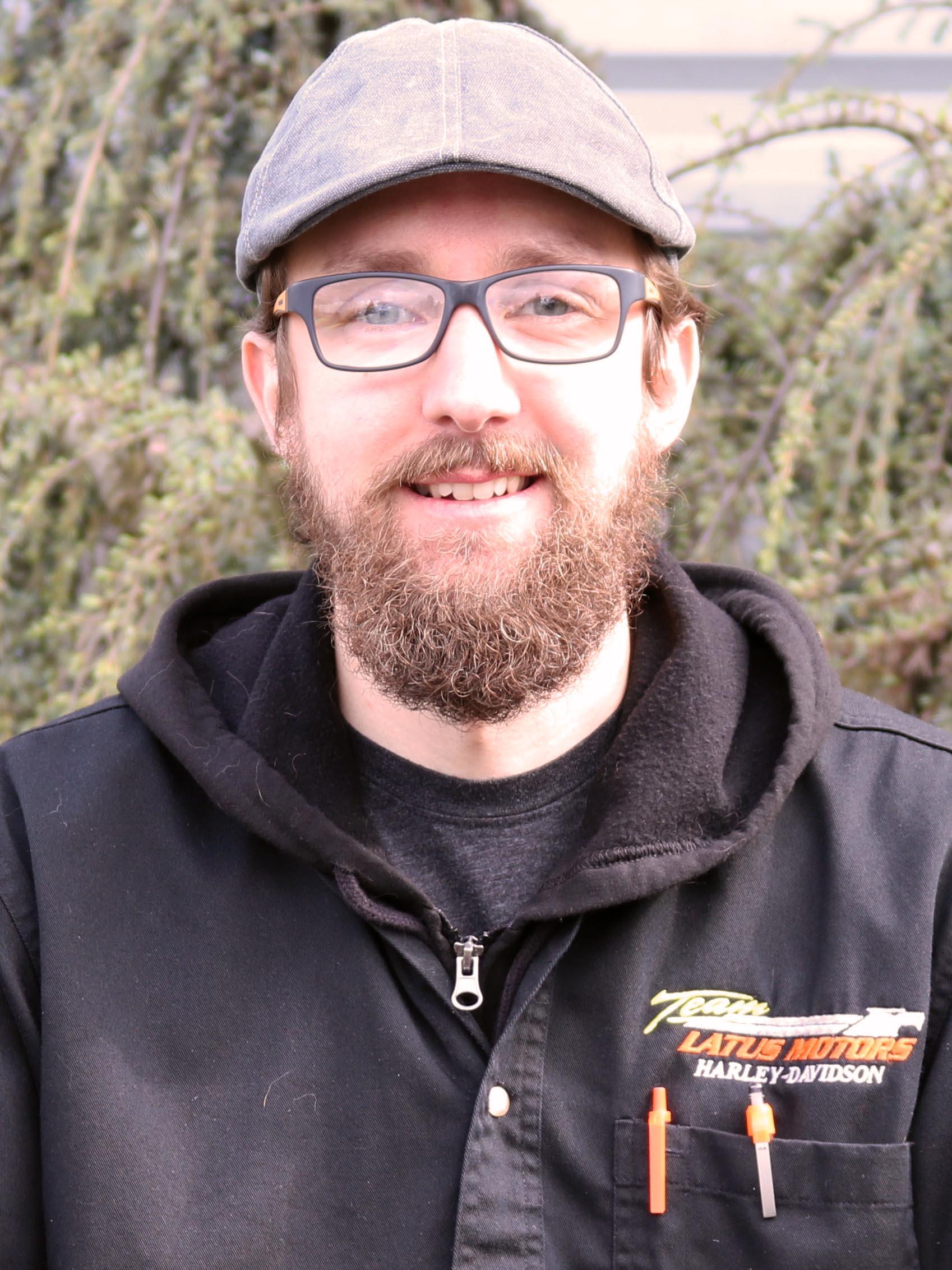 Merritt Lord Bio Image