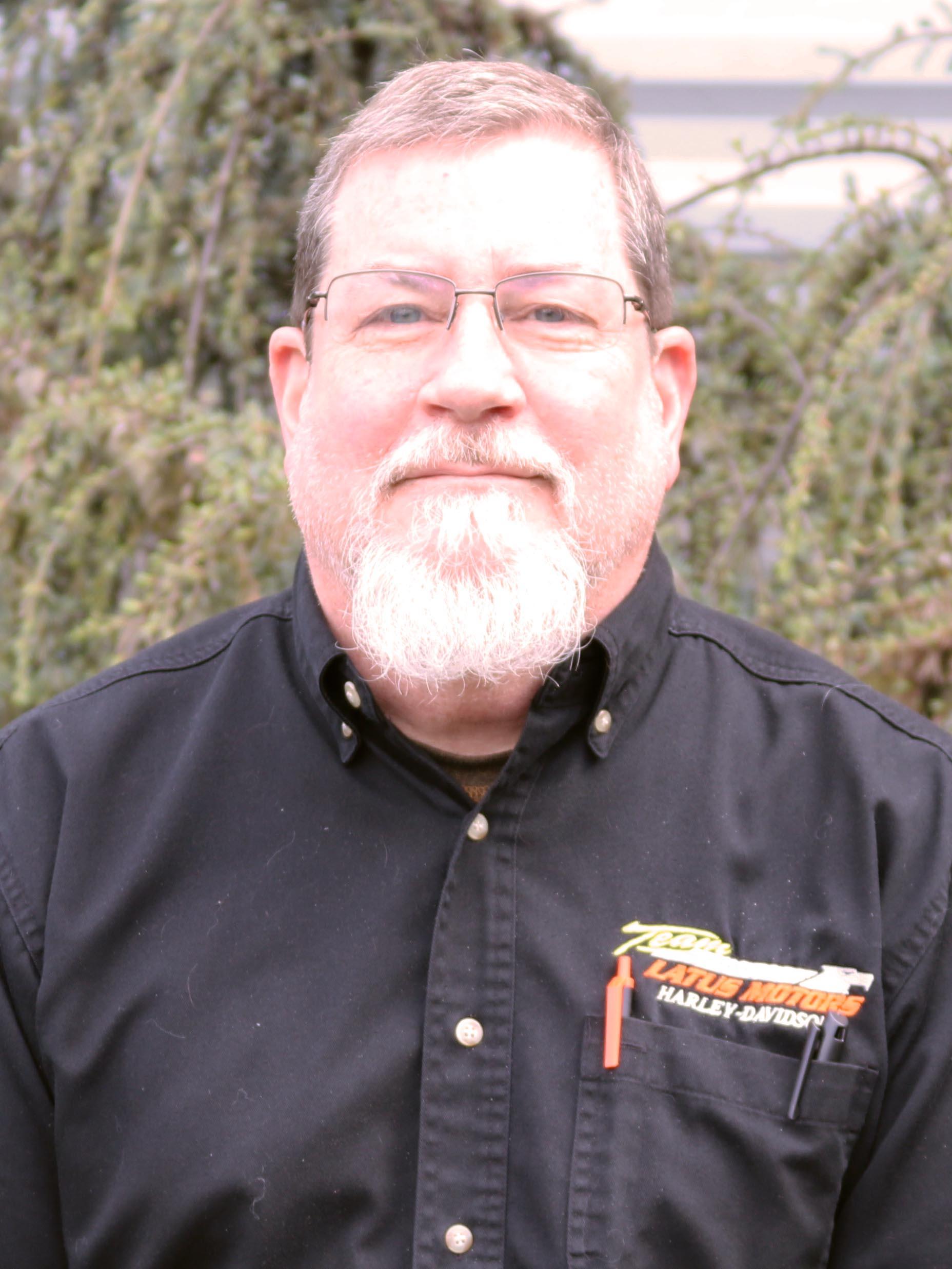 Mike Stegmann Bio Image