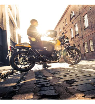 Team Latus Motors Triumph Modern Classics