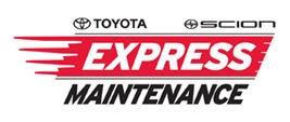 toyota express service