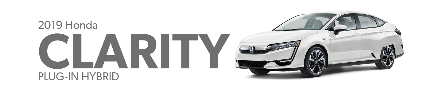 2019 Honda Clarity in Southwest Florida
