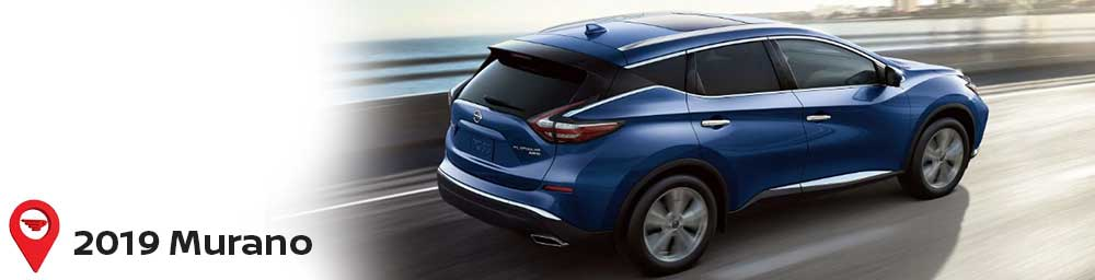 New 2019 Nissan Murano For Sale In Pompano Beach, FL