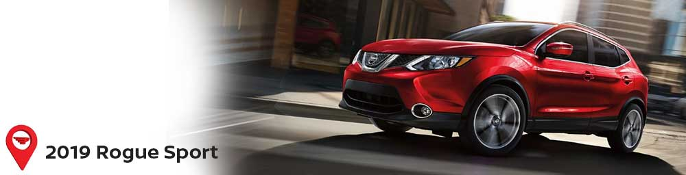 2019 Nissan Rogue Sport Near Fort Lauderdale, Florida