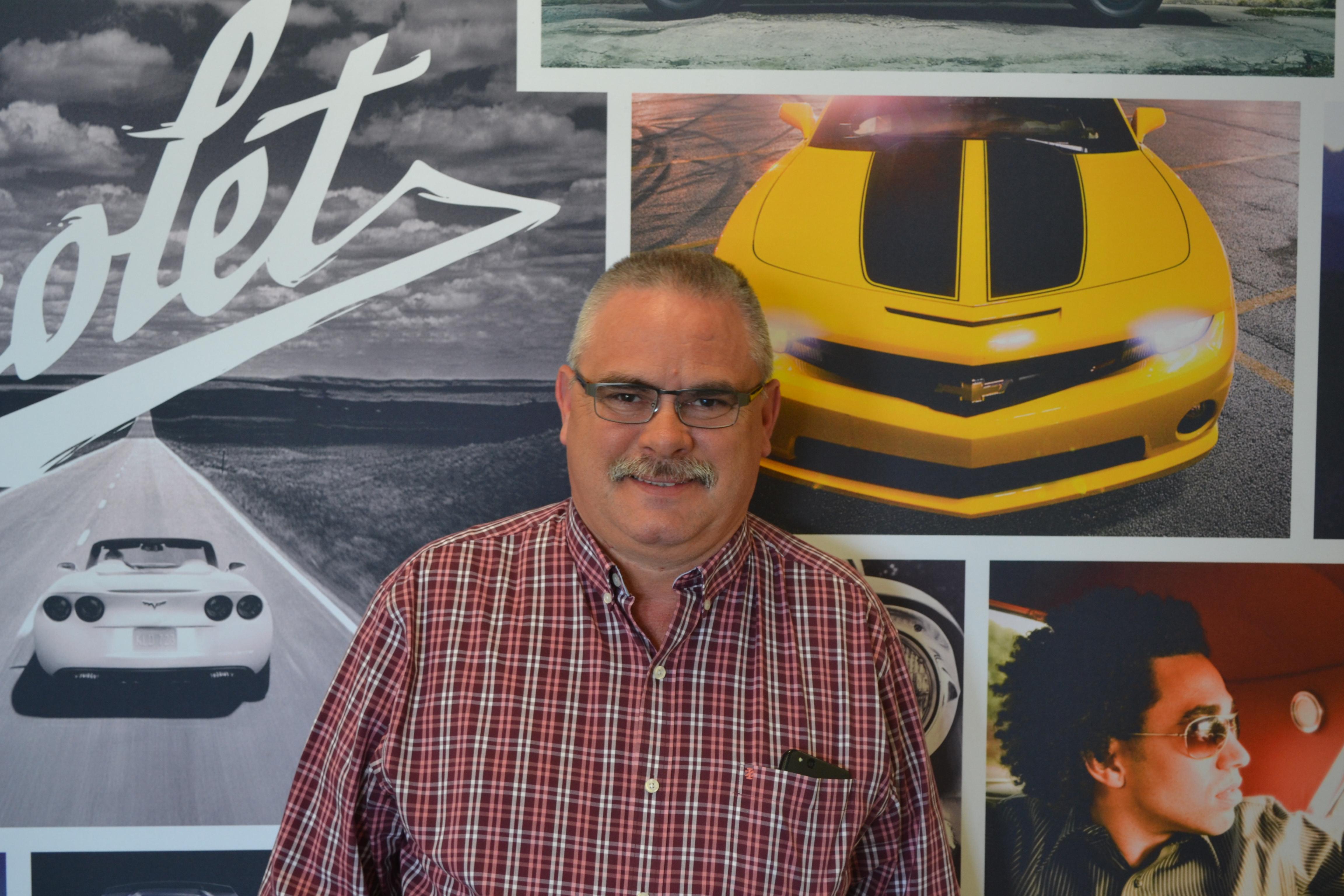 Richard Ishmael Bio Image