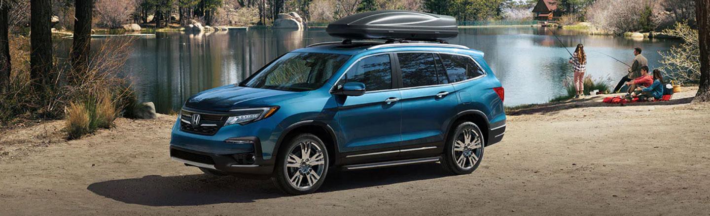 Explore The Honda Pilot SUV Reviews At Davis Honda