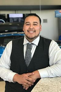 Jose Chairez Bio Image