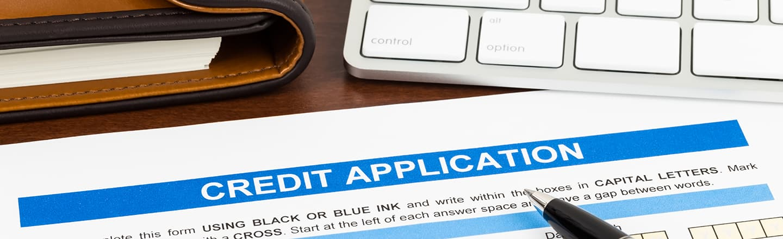 Credit Application in Federal Way, WA