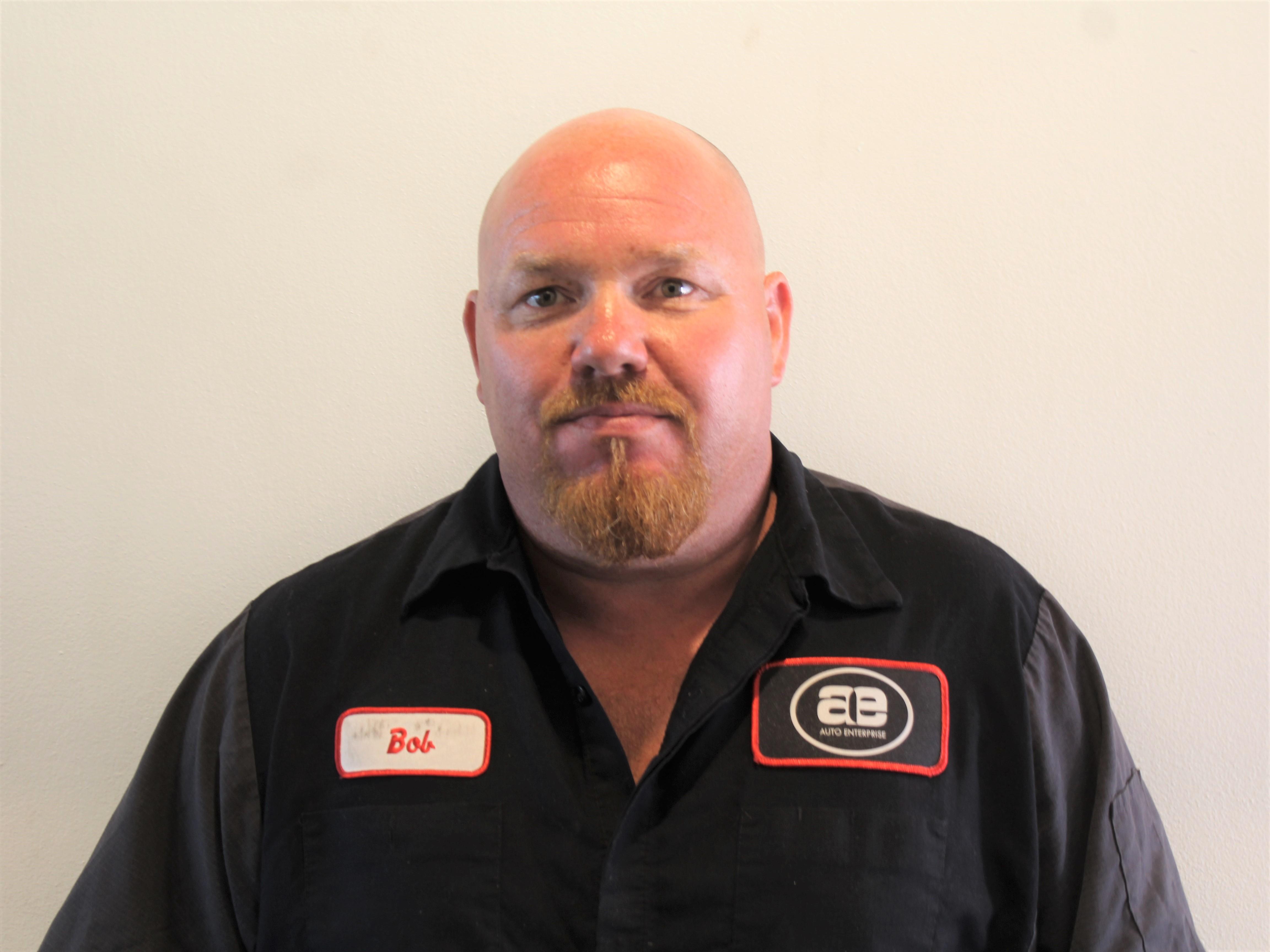 Bob Hutchison Bio Image