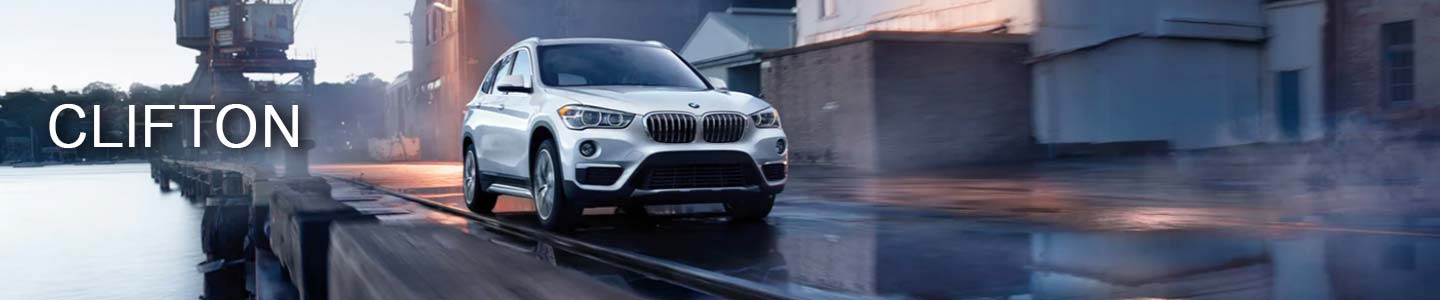 New and Pre-Owned BMW dealer serving Clifton, NJ.