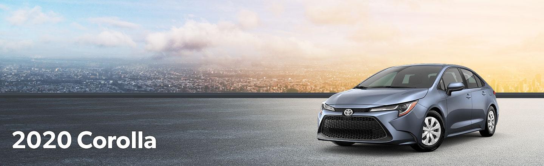 Alan Jay Toyota 2020 Corolla