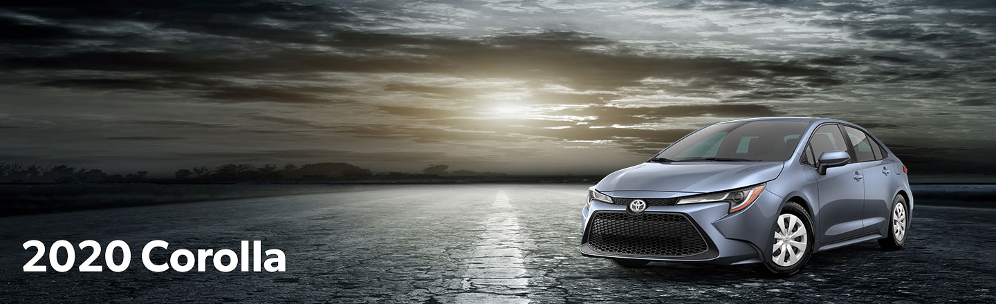2020 Toyota Corolla Available in Gallup, NM At Amigo Toyota