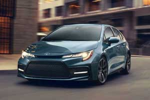 New 2020 Toyota Corolla for sale at All Star Toyota