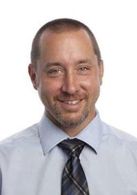 Joshua  Buesgen Bio Image