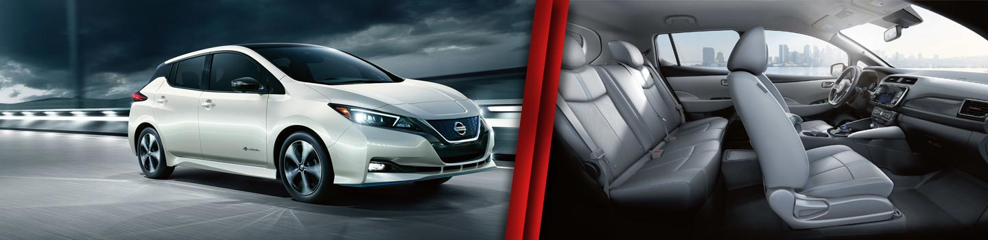 2019 Nissan LEAF Available At Nissan Of Jefferson City