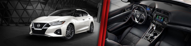New 2019 Nissan Maxima Sedan At Nissan Of Jefferson City