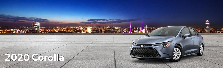 2020 Toyota Corolla in Hemet, CA